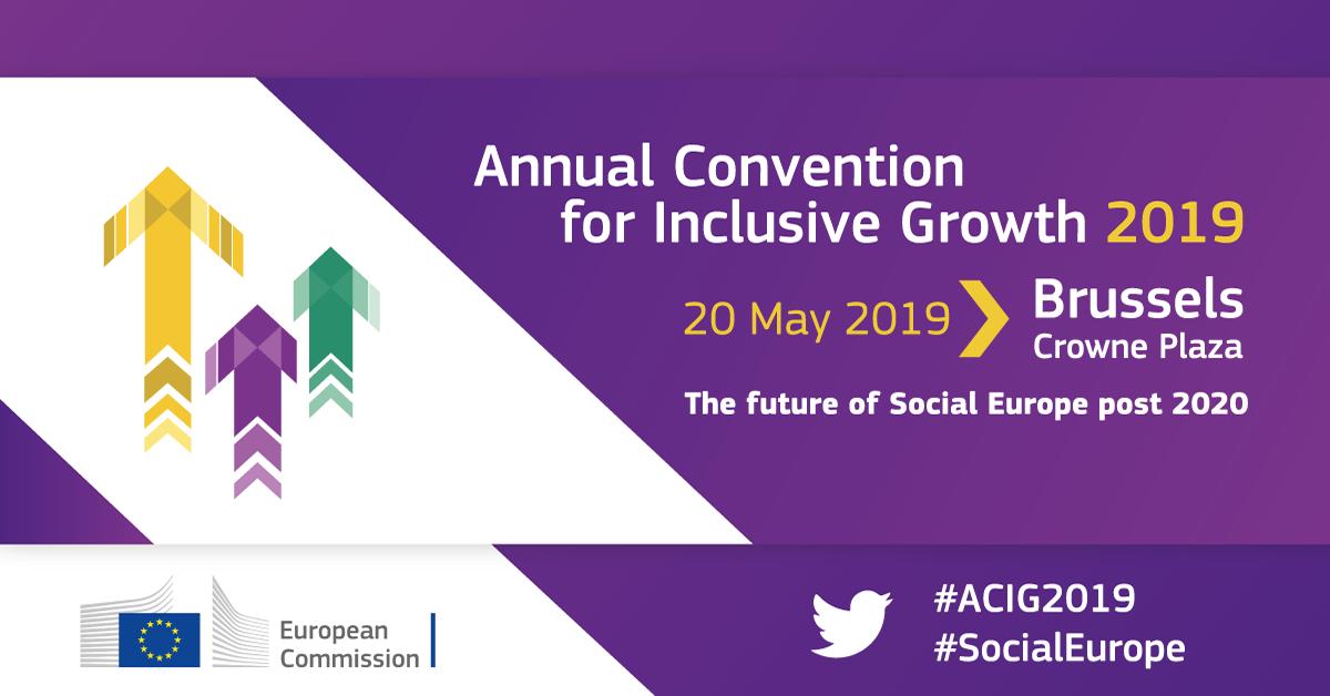 crecimiento inclusivo, convención, pobreza infantil, comisionado, bruselas, comisión europea