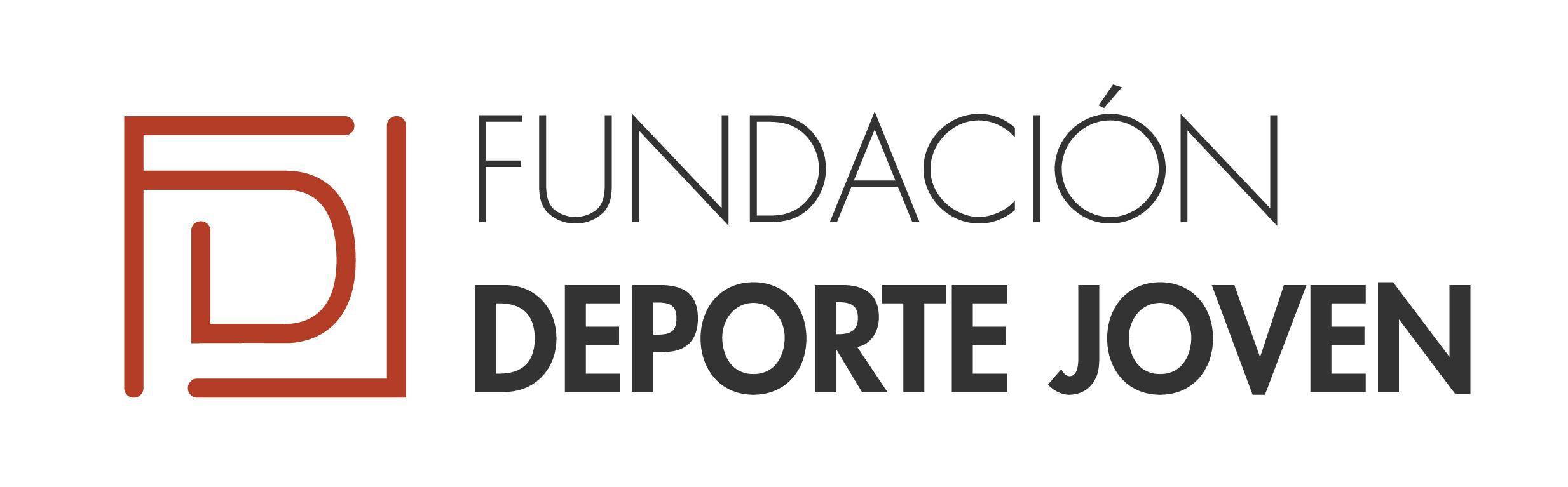 Logo Fundación Deporte Joven