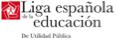 logo Liga española de la educación