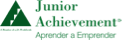 Logo fundación junior achievement