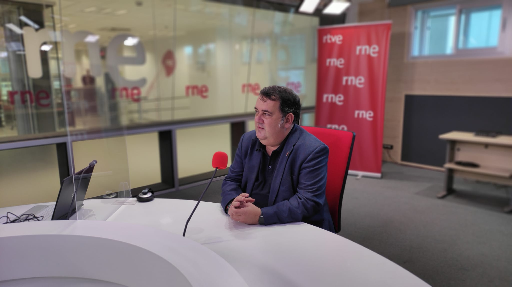 Ernesto Gasco en RNE