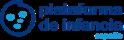 Logo plataforma de infancia