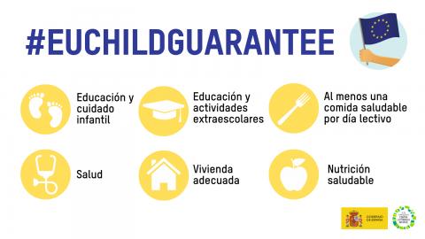 Cartela garantía Infantil