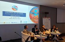Seminario sobre niños y niñas migrantes y desplazados en Rabat