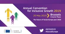 Participación en la Cuarta Convención Anual por el Crecimiento Inclusivo