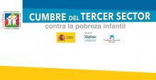 Cumbre del Tercer Sector contra la pobreza infantil
