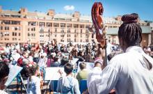 Concierto 'Música que Transforma' en el marco de la Alianza de país contra la pobreza infantil