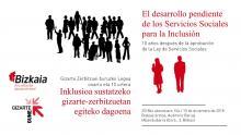 Jornada servicios sociales para la inclusión